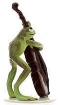 Hagen-Renaker Specialties Froggie Mountain Breakdown Bluegrass Frog Bass Player  image 2