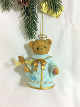 Cherished Teddies Ornament 2011 Dated Angel Bell Rubi  #4023735  NIB - $37.57