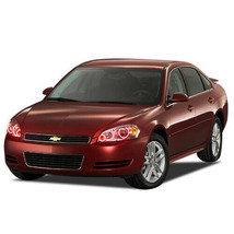for Chevrolet Impala 06-12 Red LED Halo kit for Headlights - $130.98