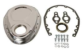 A-Team Performance Timing Cover Kit Compatible With V8 Small Block SBC Chevy 267