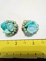Vintage Clip On Earrings Hong Kong  - for charity - $14.25