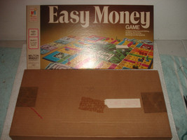 VINTAGE 1974 EASY MONEY BOARD GAME NOS UNUSED SEALED PARTS - $99.99