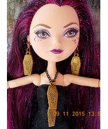 Doll Halloween Coffin Skeleton Earrings & Necklace, Doll Halloween Jewelry - $6.00