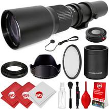 500mm/1000mm Lens for Sony E a9 a7R a7S a7 a6500 a6300 a6000 a5100 a5000 a3000 - $89.95