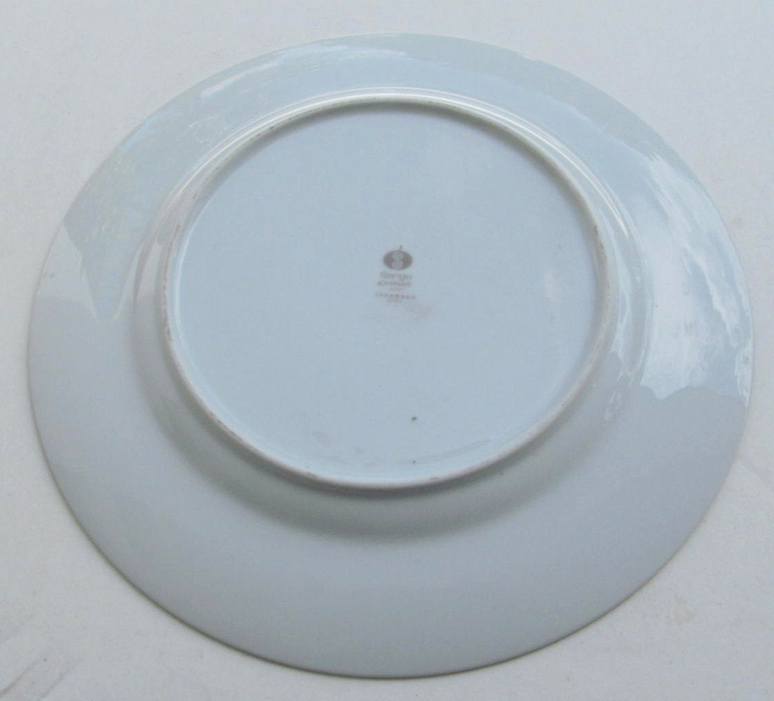 Savannah Gold Collectible Side Salad Plate By Sango #3723 China Made In Japan
