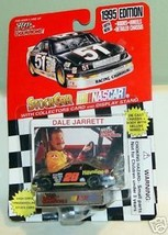 Racing Champions Die-Cast Car 1995 #28 Dale Jarrett with collectors card and st - $2.99