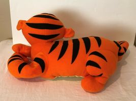 "Disney Tigger Plush 22"" Stuffed Animal Large Tiger Laying Down Big Soft Toy image 4"