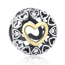 Fit Authentic Pandora Charms Bracelet Sterling Silver 925 Original Openw... - $23.36