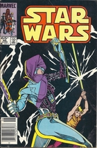 (CB-9) 1985 Marvel Comic Book: Star Wars #96 - $18.00