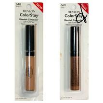 REVLON* (1) Bottle COLORSTAY SoftFlex BLEMISH CONCEALER Healing *YOU CHO... - $16.19+