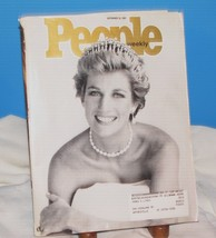 PEOPLE WEEKLY SEPTEMBER 15, 1997 REMEMBERING DIANA PRINCESS DI LIFE PHOTOS - $14.36