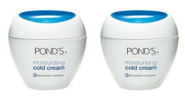 POND'S Moisturing Cold Cream 100 ml (pack 2) free shipping world  - $19.34