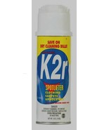 K2R SPOT LIFTER Stain Spot Remover Carpet Clothes Upholstery Cleaner 330... - $7.99