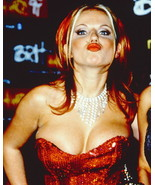 77087 GERI HALLIWELL BUSTY COLOR POUTING PHOTO Wall Print Poster  - $5.95+
