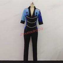 New Yuri!!! on Ice Katsuki Yuri Blue performance Sportswear Cosplay Costume - $45.99