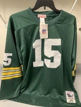 Bart Starr #15 Jersey - Mitchell & Ness Throwback - Green Bay - New w/ Tags - $93.19
