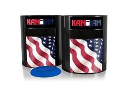 Kan Jam USA Ultimate Disc Game - Vintage Flag Design - $43.40