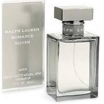 Ralph Lauren Romance Silver Cologne 1.7 Oz Eau De Toilette Spray image 1