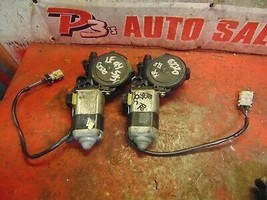 89 90 91 92 94 93 95 BMW 525i oem left front or right rear power window motor - $29.69