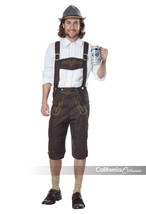 Californie Costume de Oktoberfest Octobre Bière Homme Adulte Halloween 0... - $36.74