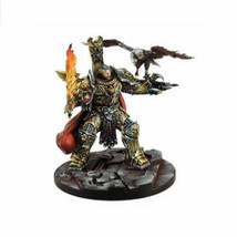 1/32 54mm Resin Figure Kit Model Celestial Knight With Bird Soldier Unas... - $26.72