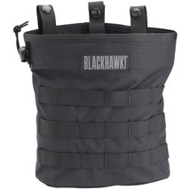 Blackhawk Roll-Up Dump Pouch Molle Black - $41.25