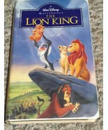 The Lion King (VHS, 1995) - $3.56