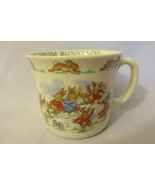 "Royal Doulton Bunnykins Christmas Mug - ""A Merry Christmas From Bunnykins"" - $12.99"