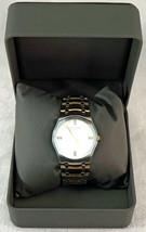 Wittnauer Montserrat Swiss Made Watch With 8 Genuine Diamonds In Box $625 Retail - $359.00