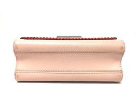 100% AUTH Louis Vuitton PINK FLOWER PRINT LIMITED EPI TWIST PM Leather Bag image 4