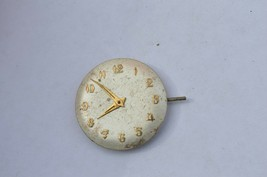 Vtg WALTHAM  WS61 watch movement for Parts or Repair - $10.36