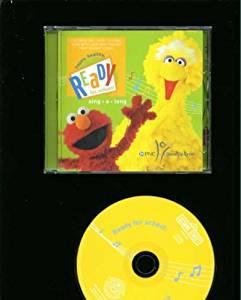 "Sesame Street ""Happy, Healthy Ready for School"" Sing-A-Long Cd"