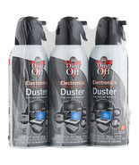 Dust-Off Disposable Duster 10 oz 3 Ct  - $23.61
