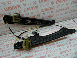 Bmw 7 Series F01 2010 Front Right Driver Side Osf Window Control Motor & Winder - $82.41