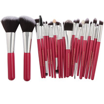 22Pcs Beauty Makeup Brushes Set Cosmetic Foundation Lip Make Up Brush To... - $42.04