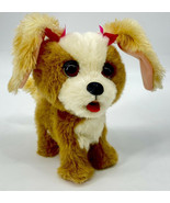 Furreal Friends Bouncy My Happy To See Me Pup Animated Barks - $28.06
