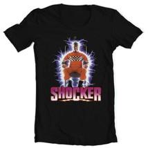Shocker T Shirt 1980s Wes Craven slasher movie retro 80s horror film graphic tee image 1