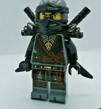 Cole - HANDS OF TIME 891727 70623 30426 Black Ninjago Lego Minifigure Fi... - $2.99