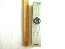 Genuine Sony RM-YD002 Tv Remote For KDL-V40XBR1 KDF-E42A11 E50A10 Original Oem - $10.00