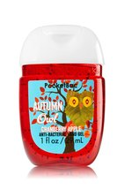 Bath & Body Works PocketBac Hand Gel Autumn Owl Cranberry Apple - $2.96
