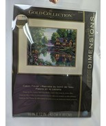Dimensions Gold Counted Cross Stitch Kit 35183 Cabin Fever - $32.95