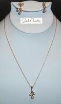 Vintage Sarah Coventry  Jewelry - #8140  Mayfair Set - $24.45