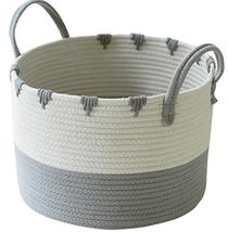 Black Temptation Useful Household Storage Organizers Laundry Basket Stor... - £28.60 GBP