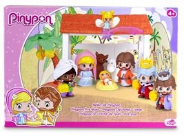 Pinypon Bethlehem Portal Of Nativity Scene Play IN Christmas Toy Boy Girl - $203.83