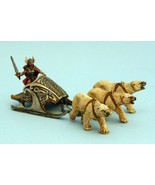 RAL PARTHA 25/28 MM WELL PAINTED METAL BEAR CHARIOT OF THE ISLANDS 10-41... - $372.24