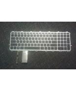"""OEM HP Envy M7-J Series 17.3"""" Keyboard US Backlit 720245-001 6037B008770... - $28.01"""