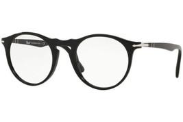d088ce698a Authentic Persol Eyeglasses PO3201V 95 Black Frames 51MM Rx-ABLE - £122.76  GBP