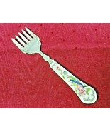 John Aynsley Pembroke Serving Fork Porcelain and Stainless 6 1/2 Inches - $23.99