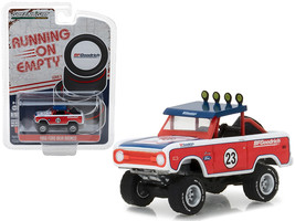 "1966 Ford Baja Bronco Off-Road Truck #23 \""BFGoodrich Tires\"" Running on... - $12.98"