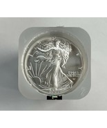2021 American Silver Eagle Type 2 Roll Of 20 Coins Fine Silver BU - In Stock - $649.00